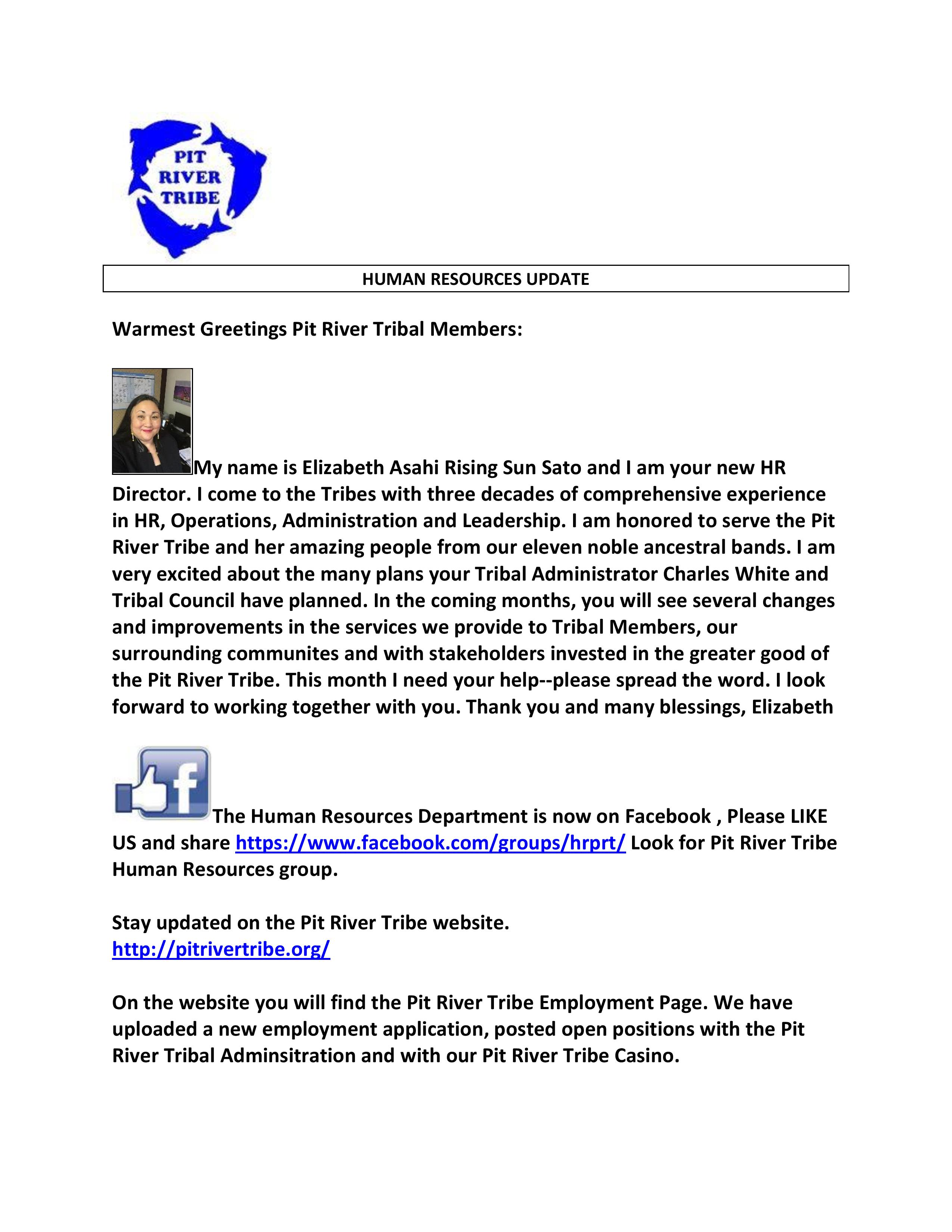 HUMAN RESOURCES UPDATE 4-18-2018-page-001 – Official Home of the Pit
